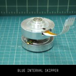 Blue Interval-Skipper (unboxed)