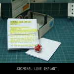 Criminal Love Implant (unboxed)