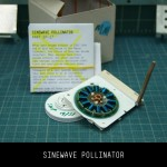 Sinewave Pollinator (unboxed)