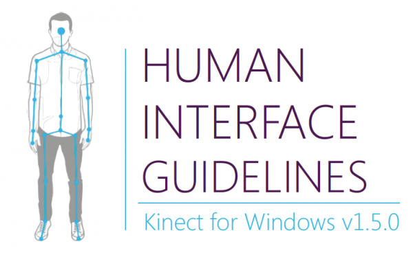kinect human interface guide interaction design ume rh interactiondesign se User- Experience User- Friendly