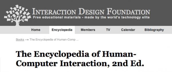 encyclopedia_HCI